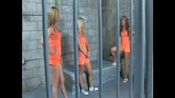Kelly In Jail wild Anal