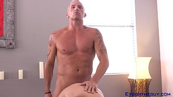 Marcus London Shows McKenzie a Thing or Two about Fucking a Mature Man