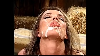 Beautiful Envy In Extreme Gang Bang Action And Gets Facialized