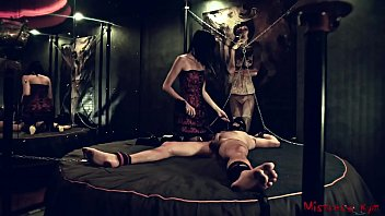 Youth femdom stories Femdom nipple torture of a chained male sub - mistress kym