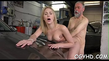 Young xxx small tittys - Small young vixen rides old strapon