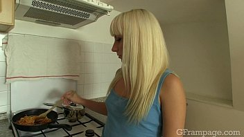 NELLA ELMER HAS COOL KITCHEN FUCK pornhub video
