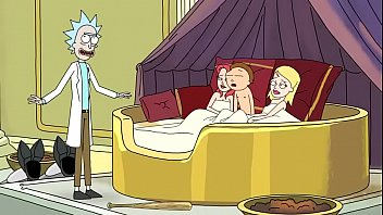Rick and Morty T1 EP1 dublado