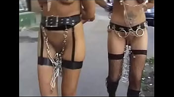 Breaking Taboos - No Shame Public BDSM