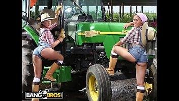Ass parade episode twos company Bangbros - big booty farmin throwback featuring isabel ice jordan ashley