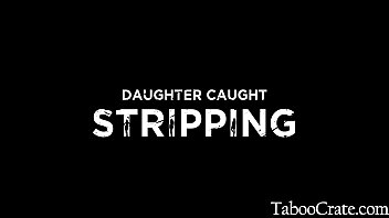 Daughter Caught Stripping, Chrstian Dad Wants More thumbnail