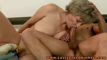 Amateur blonde GILF is riding a cock