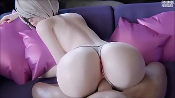 2B Fucked On The Couch POV 60 min