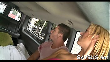 Lusty blowjob with a hot gay