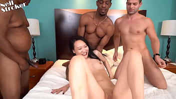 Zoe Lark gets introduced to several dicks 11 min