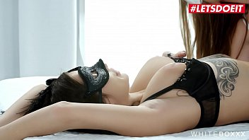 LETSDOEIT - #Liya Silver #Kaisa Nord - Masked Beasties Are Sharing Cock In Hot 3way Sex Party