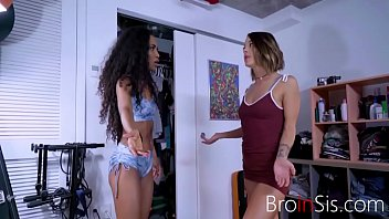 Double Trouble Sister And Girlfriend- Demi Sutra And Evelin Stone