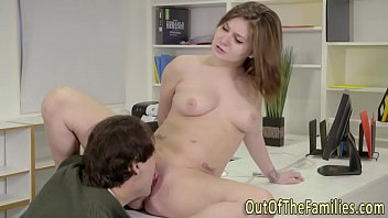 Eaten out stepdaughter