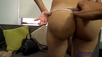 Sharon Lee Tit-Fucks Then Takes A Load In Her Mouth In This Hot POV Jerkmate Video 24 min