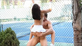 Nude female tennis Fantasyhd naked tennis becomes sexual