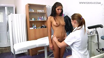 Hot Czech Rachel Gets Exam