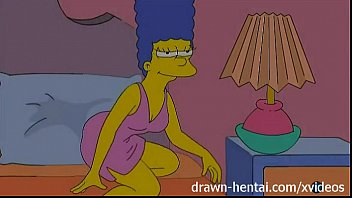 Lesbian Hentai - Lois Griffin and Marge Simpson