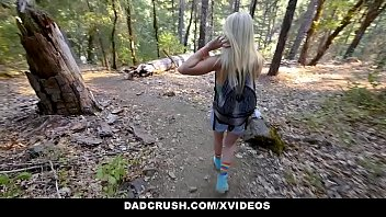 Dadcrush - My Stepdaddy Fucks Me (Riley Star) In Nature