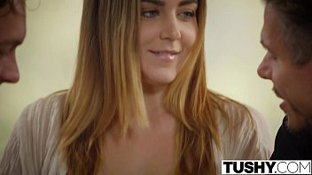 Tushy First Double Penetration For Natasha Nice