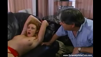 She Perform Better Infront Of Her Husband To Feel Fun