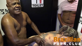 Biggest Brazilian Party With Carnival And Funk Intense Orgy
