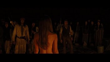 Nude aliens Olivia wilde - cowboys and aliens nude scene