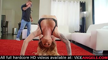Morning anal workout with lusty Natasha Starr (Mr. Pete , Natasha Starr)