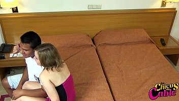 Amateur Teen Couple Have Sex In Front Of A Camera For The First Time