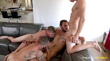 Roommates Catch Repair Men Fucking In Their Apartment