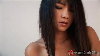 Naked asian playing with big tits Thailand busty babe mintra