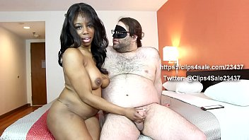 Nude Interview With Handjob With Big Boobs Ebony Queen Miss November