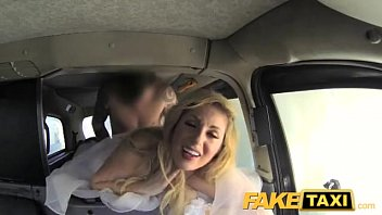 Download from media player sex video Fake taxi runaway bride needs big cock