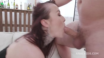 Tabitha Poison 4on1 Balls Deep Anal, DP, Gapes, Pee Drink and Swallow GIO1470