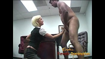 Lusty slut used her hands on this guy's stiff dick