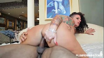 Bbw erika and a bbc