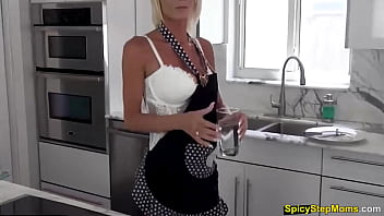 Mature nymphomanics - What if your hot blonde stepmother is a nymphomaniac