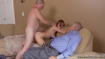 Teen fucked hard by old men Frannkie And The Gang Take a Trip Down