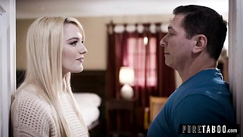 Daughter (Kenna James) Begs Her Daddy For Creampie To Get Her Pregnant