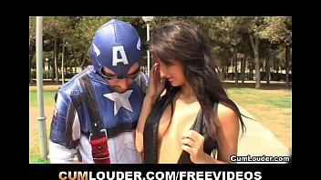 Captain America and the Black Widow XXX Parody video
