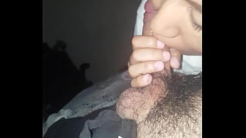 Ugly mexican cousin suck my dick