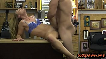 Tight woman railed by nasty pawn dude