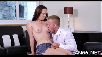 Prodigious Yasmin gets filled up to an edge