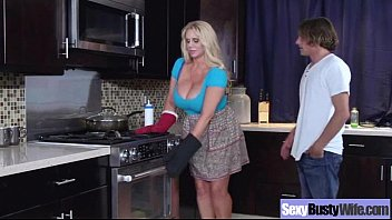 Hardcore Sex Action With Big Tits Mommy (karen fisher) mov-11