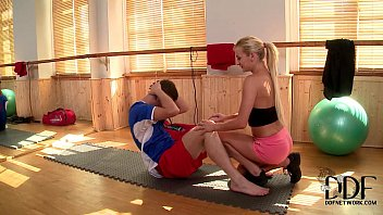 Guide music of personal teen the to web Sexy blonde trainer kelly white gets a hardcore cock workout