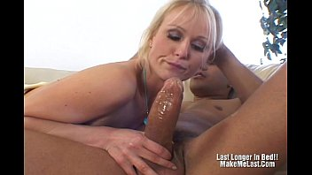 Sharon gets wilder when being fucked with a huge dick