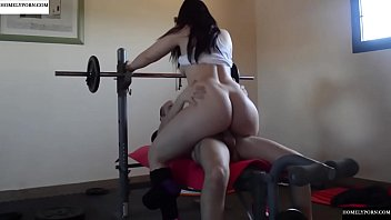 Pamela working out and getting fucked in fitness more videos exclusives in onlyfans.com/pamelasanchez