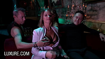 Lusty orgy with Cléa Gaultier and Claire Castel