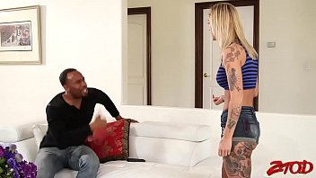 This Is How Kleio Valentien And Her Stepbrother Fight