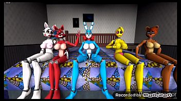 Opinion obvious. f naf chica and foxy sex are not