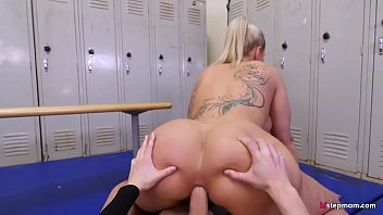 Ryan conner in xxx superheroes Anal lover milf ryan conner got a little pervert in the locker room